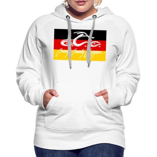 OCC German Flag - Women's Premium Hoodie