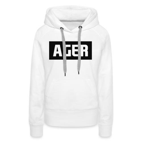 Ager's shirt for men - Women's Premium Hoodie