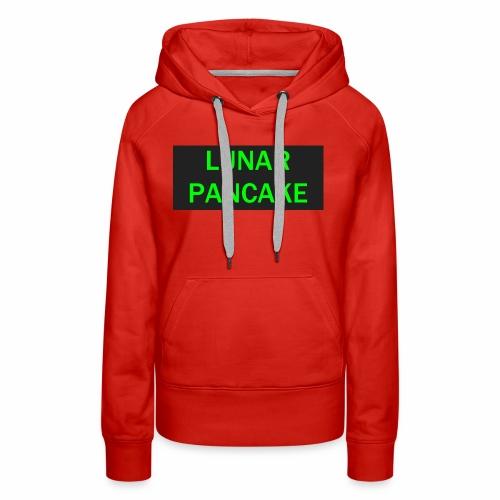 Lunar Pancake Merch - Women's Premium Hoodie