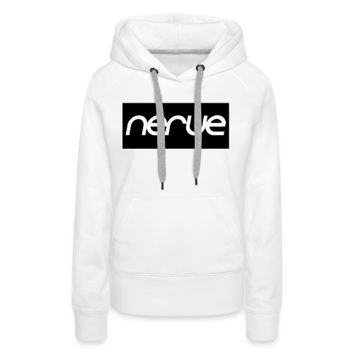 Nerve Word Apparel - Women's Premium Hoodie