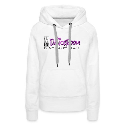 TDR HAPPY PLACE - Women's Premium Hoodie