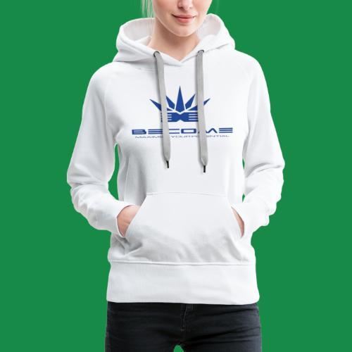 makare BLUE - Women's Premium Hoodie