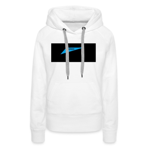 Andres like a boss - Women's Premium Hoodie