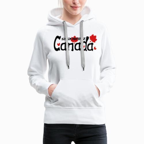 Saskoodz canada - Women's Premium Hoodie
