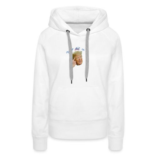 Just Lysol It with Trump - Women's Premium Hoodie