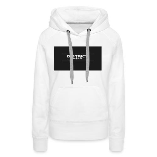 District apparel - Women's Premium Hoodie