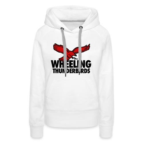 Wheeling Thunderbirds - Women's Premium Hoodie