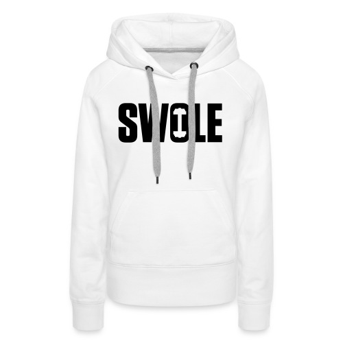 SWOLE - Women's Premium Hoodie