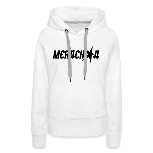 Merachka Logo - Women's Premium Hoodie