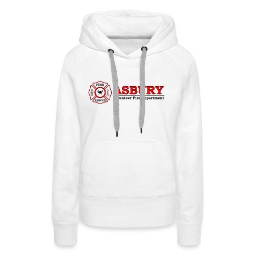 AsburyVFD Logo - Women's Premium Hoodie