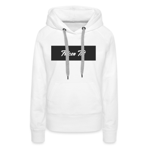 Falcon TNT Official Merch - Women's Premium Hoodie