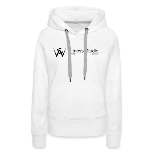 Logo for shirt - Women's Premium Hoodie