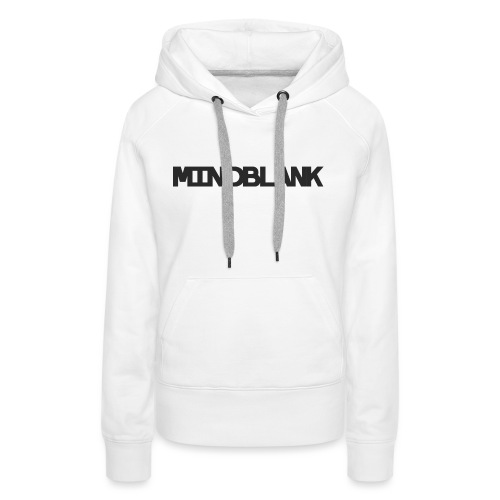Mind Blank Sports - Women's Premium Hoodie