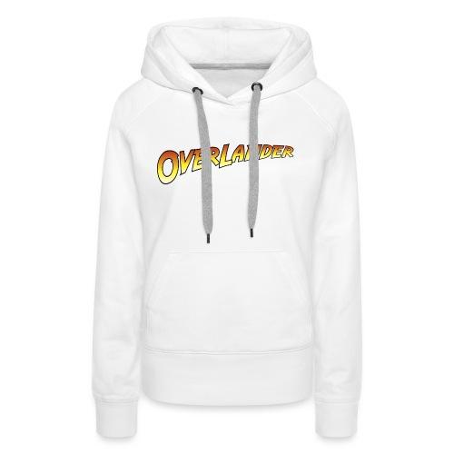 Overlander - Autonaut.com - Women's Premium Hoodie