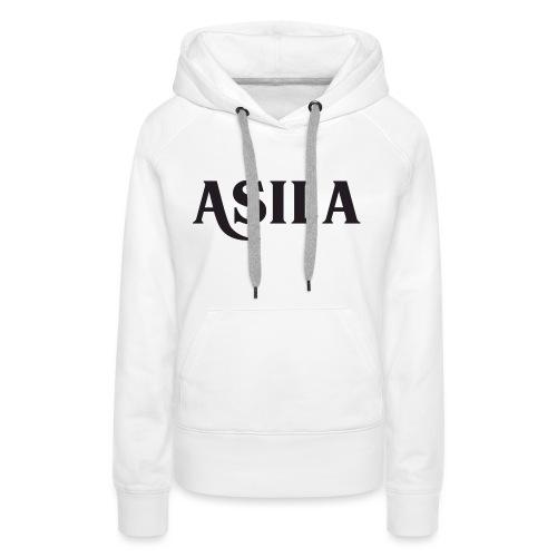 Asila - Women's Premium Hoodie