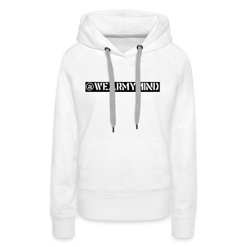 #Honesty - Women's Premium Hoodie