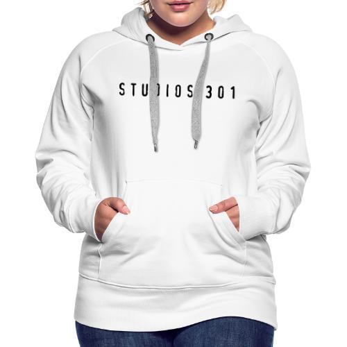 Studios 301 txt full - Women's Premium Hoodie