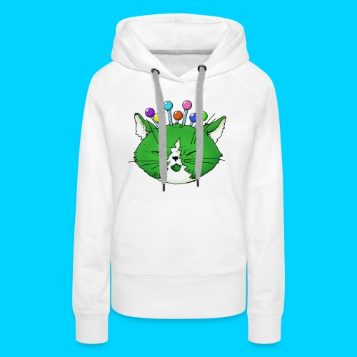 Fantastic Contraption III (no text) - Women's Premium Hoodie