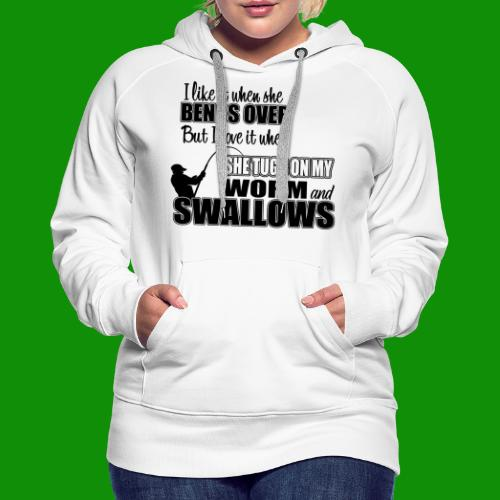 Worm & Swallows - Women's Premium Hoodie