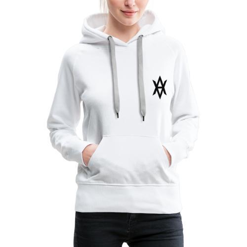 Artyx Single Logo - Women's Premium Hoodie