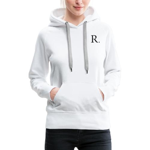 Reckoner classic (black) - Women's Premium Hoodie