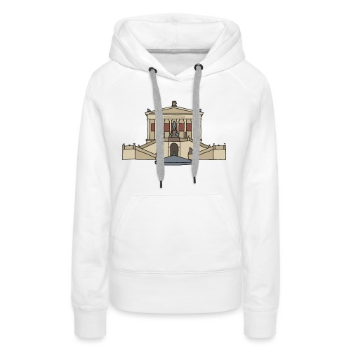 National Gallery BERLIN - Women's Premium Hoodie