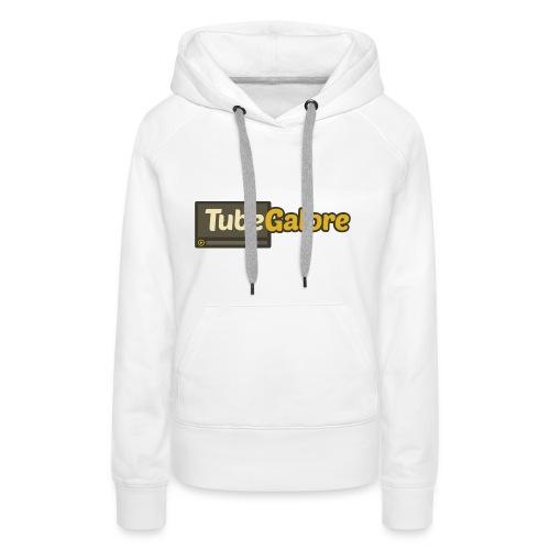 tubegalore_design - Women's Premium Hoodie