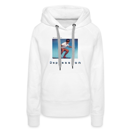 Depression album merchandise - Women's Premium Hoodie