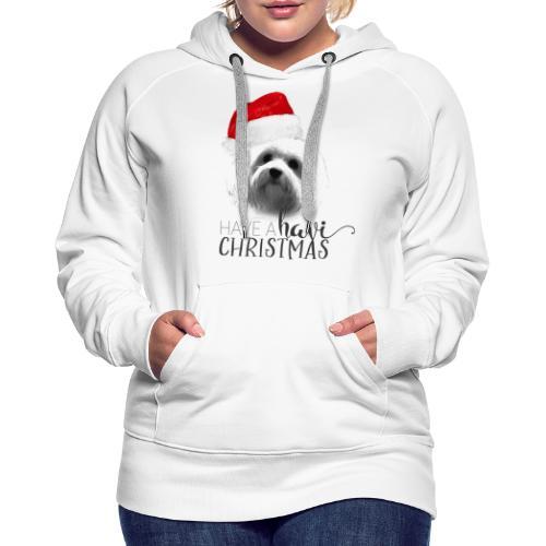 Have A Havi Christmas! - Women's Premium Hoodie