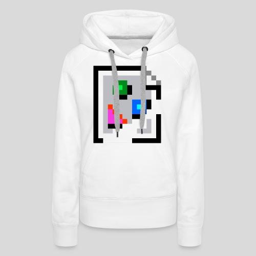 Broken Graphic / Missing image icon Mug - Women's Premium Hoodie