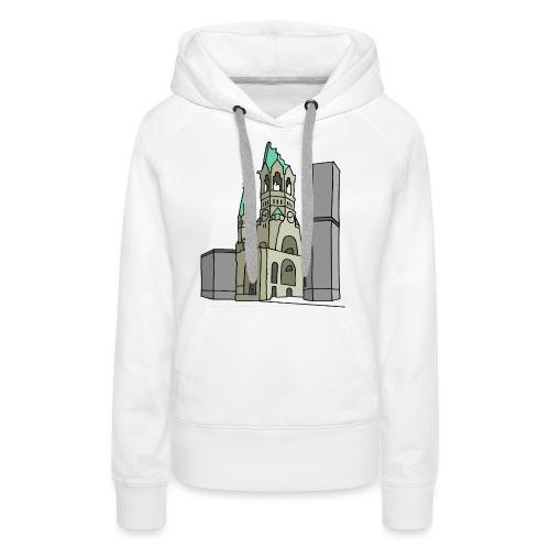 Memorial Church Berlin - Women's Premium Hoodie