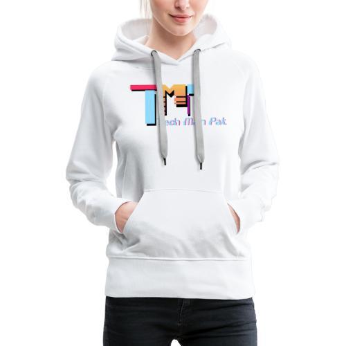 TechManPat Logo Large - Women's Premium Hoodie
