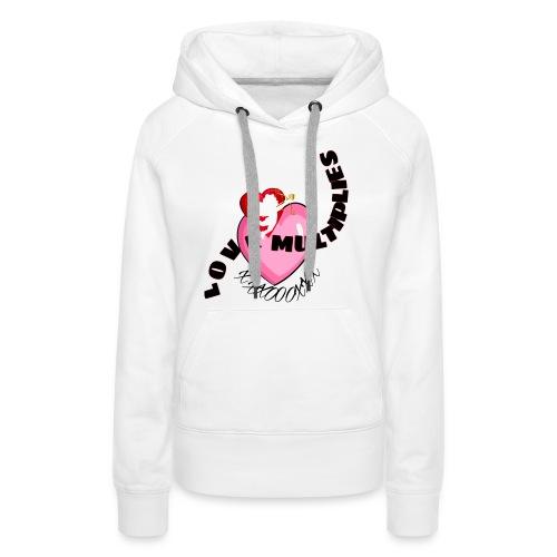 Love multiplies - Women's Premium Hoodie