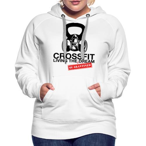 CROSSFIT LTQD - Women's Premium Hoodie