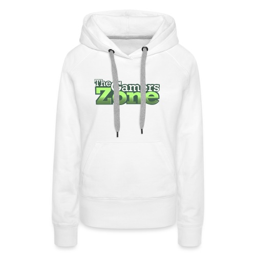 THE GAMERS ZONE - Women's Premium Hoodie