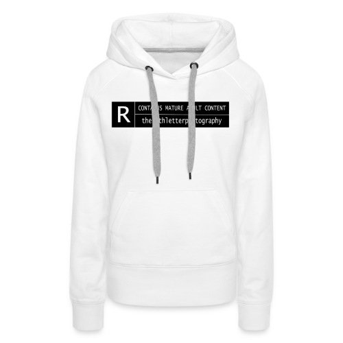 rated r - Women's Premium Hoodie