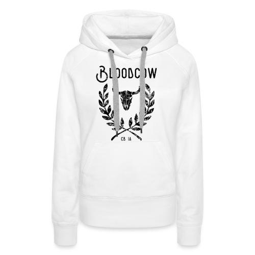 bloodorg Women's T-Shirts - Women's Premium Hoodie