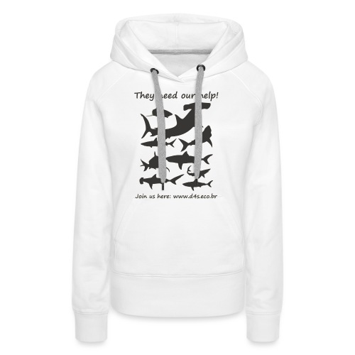 They need our help! - Women's Premium Hoodie