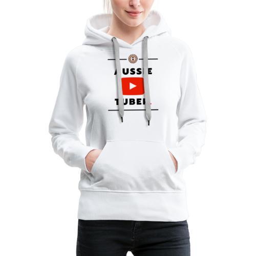 Aussie Youtuber - Women's Premium Hoodie