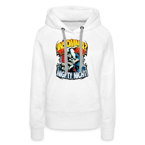 Judo Shirt - Insomnia Judo Design - Women's Premium Hoodie
