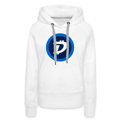 Digibyte - Women's Premium Hoodie