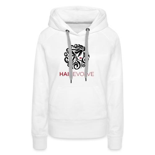 Hair Evolve Fan T-Shirt - Women's Premium Hoodie