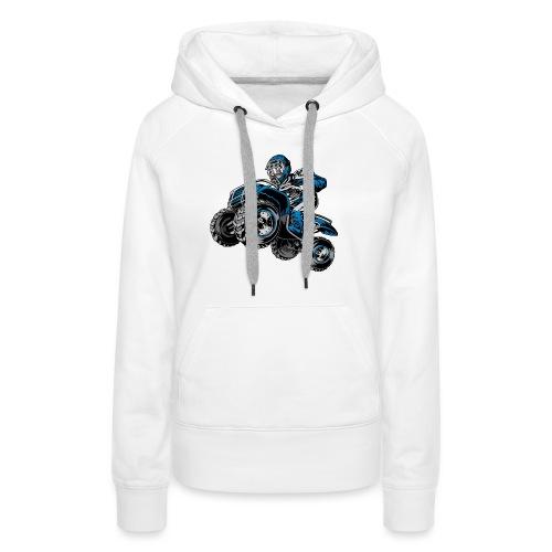 Yamaha ATV Shirt - Women's Premium Hoodie