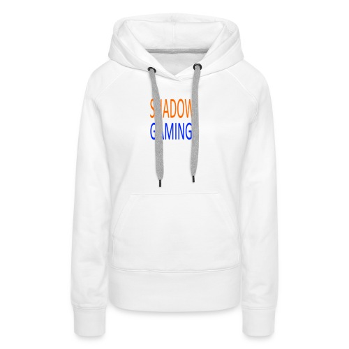SHADOW GAMING CASE - Women's Premium Hoodie