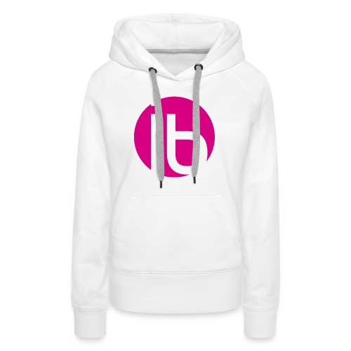 logo_isabelleBrunet - Women's Premium Hoodie