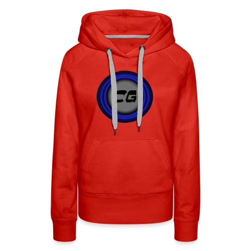 Clostyu Gaming Merch - Women's Premium Hoodie