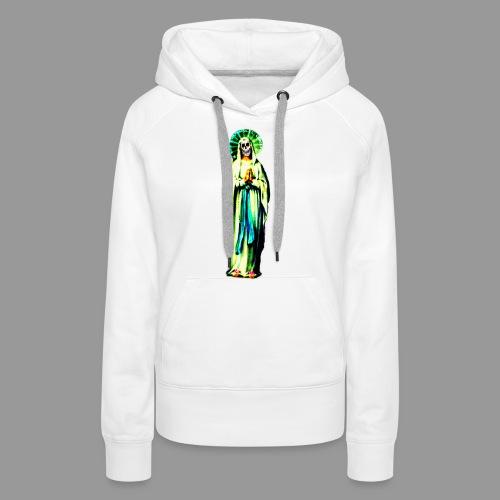 Cult Of Santa Muerte - Women's Premium Hoodie
