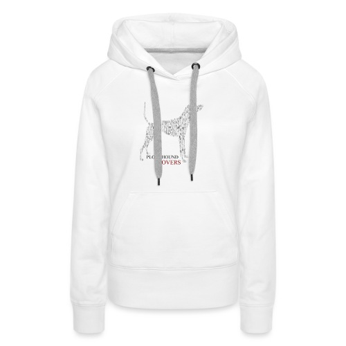 Plott Hound Lovers - Women's Premium Hoodie