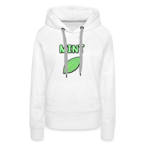 mint png - Women's Premium Hoodie