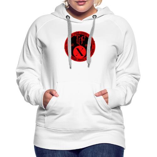 10th Anniversary Medallion - Bloodmoon - Women's Premium Hoodie